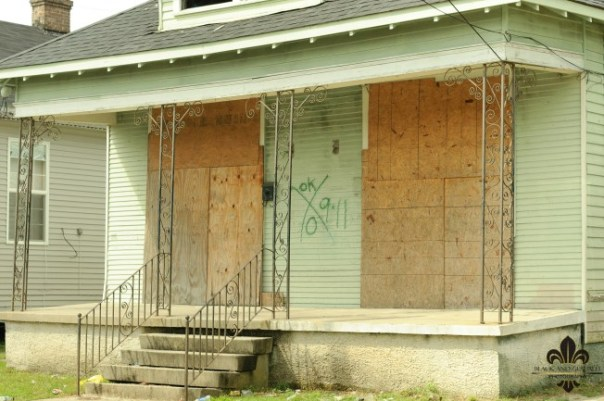 Hollygrove, New Orleans, 2010