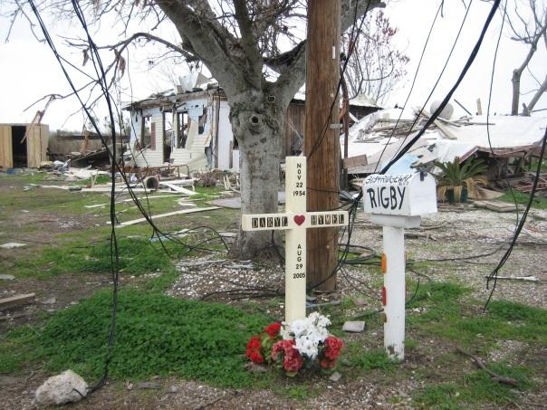 Irish Bayou, New Orleans, February 2006