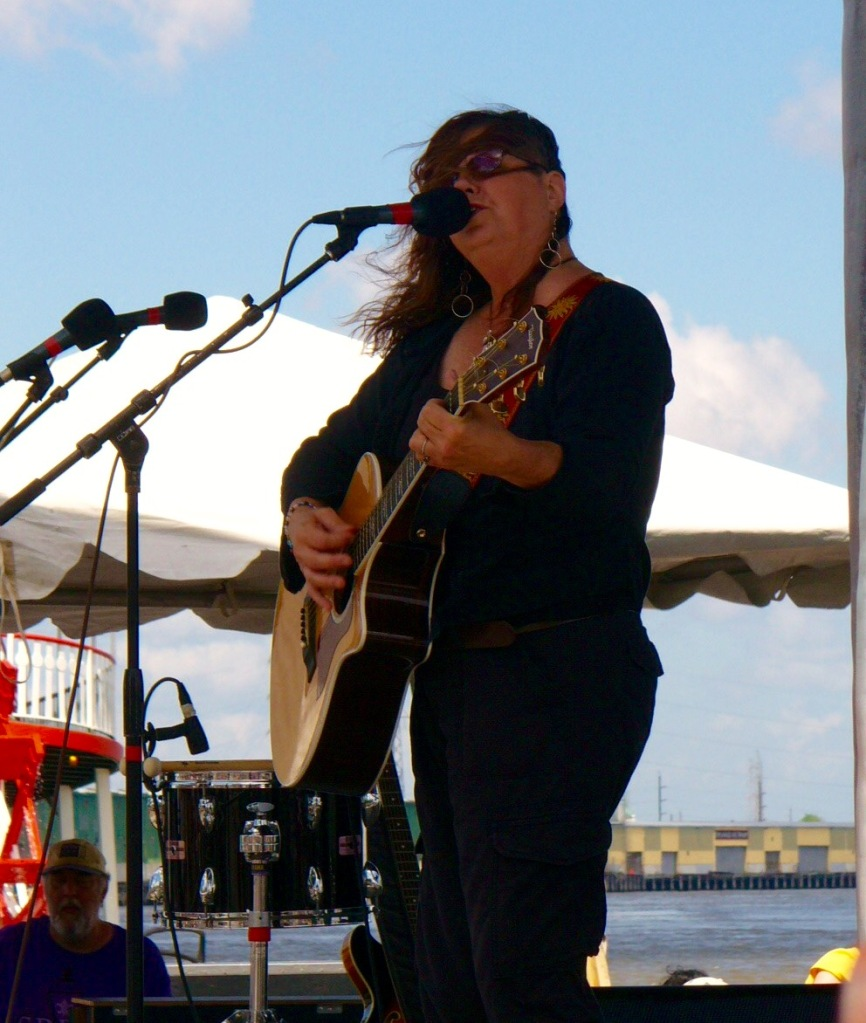 Susan Cowsill, French Quarter Fest 2011